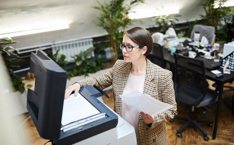 Digitalização de documentos: como funciona e quais as vantagens para uma empresa